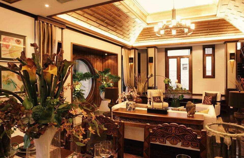 宁波龙湖滟澜海岸别墅样板房