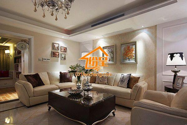 简约欧式全套家具定制两室两厅家具